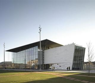 Middlesbrough Institute Of Modern Art, Centre Square, Middlesbrough, Yorkshire, United Kingdom