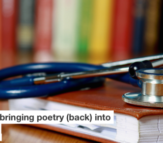 poetry back into the nhs